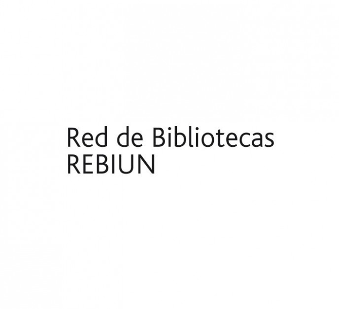 Red de bibliotecas REBIUN