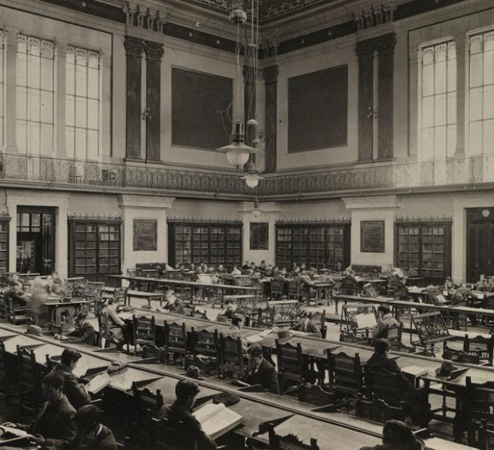 Biblioteca Nacional e bibliotecas rexionais