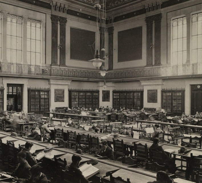 Biblioteca Nacional y bibliotecas regionales