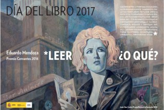 Cartel do Día do Libro 2017